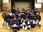 1月誕生日(高田コーチ、りゅうのすけ、しょうご)合同誕生会
